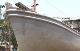 Nhiều ngư dân Kiên Giang rút hồ sơ vay vốn đóng tàu