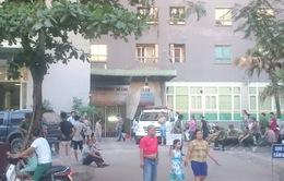 Hà Nội: Một phụ nữ rơi từ tầng 29 tòa nhà chung cư