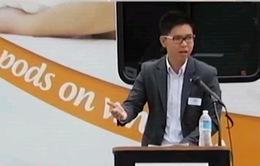 Dịch vụ ngủ trưa di động đầu tiên của người Mỹ gốc Việt
