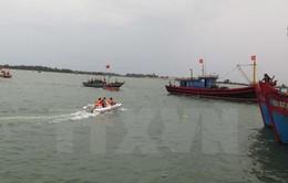 Tìm thấy thi thể ngư dân mất tích trên vùng biển Quảng Nam
