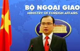 Việt Nam hoan nghênh tuyên bố của G7 về vấn đề an ninh biển