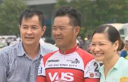 Người dân Thanh Hóa đón chào nồng nhiệt Giải xe đạp quốc tế VTV Cúp Tôn Hoa Sen 2016