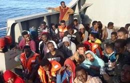 Số người di cư thiệt mạng trên Địa Trung Hải giảm mạnh