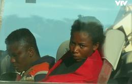 Hơn 400 người di cư được giải cứu trên vùng biển Libya
