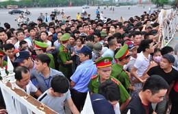 Liên đoàn bóng đá Việt Nam chuẩn bị các phương án chống vé giả và an ninh cho trận bán kết lượt về AFF Cup 2016