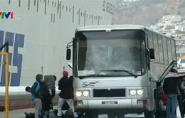 Hy Lạp tuyên bố hoãn gửi người tị nạn trở lại Thổ Nhĩ Kỳ