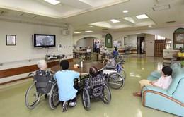 Nhật Bản xuất khẩu hệ thống chăm sóc người già