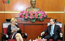 Ông Nguyễn Thiện Nhân: UNICEF là đối tác phát triển quan trọng của Việt Nam