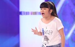 """Cựu thí sinh Đồ rê mí khiến BGK Vietnam Idol Kids 2016 """"phát điên"""""""