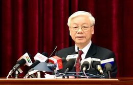Khai mạc Hội nghị lần thứ 4 Ban chấp hành Trung ương Đảng khóa XII