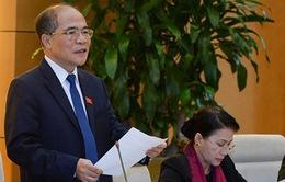 Bế mạc phiên họp 46 Ủy ban Thường vụ Quốc hội
