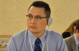 Việt Nam thất vọng với phản ứng của Người phát ngôn Cao ủy Nhân quyền LHQ