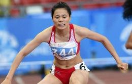 Nguyễn Thị Huyền vắng bóng tại giải điền kinh trong nhà Qatar