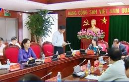 Chủ tịch Quốc hội kiểm tra công tác bầu cử tại Hải Dương