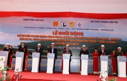 Khởi động đường nối cao tốc Nội Bài - Lào Cai tới Sa Pa