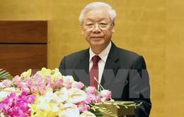 Danh sách 19 đồng chí Ủy viên Bộ Chính trị Đảng Cộng sản Việt Nam khóa XII