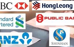 Chính sách mở cửa, nhiều ngân hàng ngoại đổ bộ vào Việt Nam