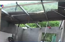 Mưa lốc ở Lai Châu, 1 người thiệt mạng