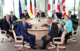 Hội nghị Thượng đỉnh G7: Các nhà lãnh đạo cam kết hợp tác thúc đẩy kinh tế và an ninh hàng hải