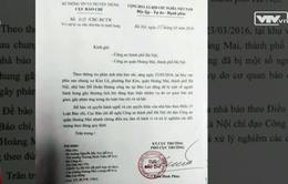 Bộ TT&TT vào cuộc vụ nhà báo Đỗ Doãn Hoàng bị hành hung