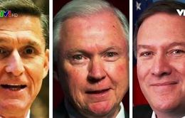 Nhân sự chủ chốt chính quyền Donald Trump là những ai?