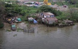 TP.HCM sẽ di dời người dân sống ven kênh rạch đến nơi ở mới