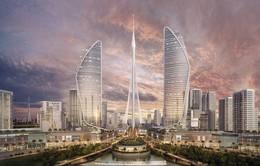Tòa nhà cao nhất thế giới Burj Khalifa sẽ bị soán ngôi