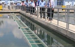 Hà Nội chi hơn 8.000 tỷ đồng xây hai nhà máy nước