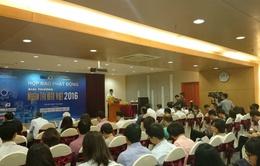 Giải thưởng Nhân tài đất Việt 2016 sẽ tôn vinh các sản phẩm vì cộng đồng