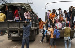 Thái Lan siết chặt quản lý nhập cảnh