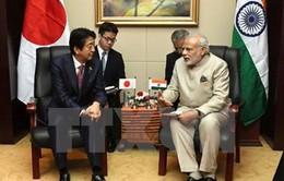 Nhật Bản và Ấn Độ ký thỏa thuận hạt nhân dân sự