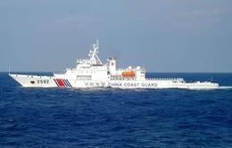 Nhật Bản phản đối tàu Trung Quốc đi vào quần đảo tranh chấp