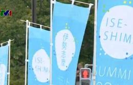 Hội nghị G7 tại Nhật Bản hướng tới thúc đẩy phát triển kinh tế