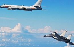 Nhật Bản điều máy bay ngăn máy bay Trung Quốc