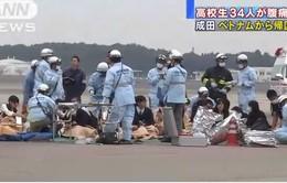 Thủ tướng yêu cầu làm rõ vụ 34 học sinh Nhật Bản ngộ độc thực phẩm