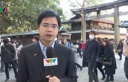 Hàng chục triệu người dân Nhật Bản đi lễ chùa dịp năm mới