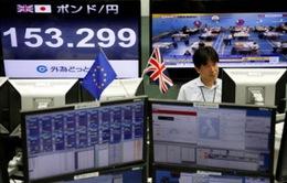 Nhật Bản đối phó bất ổn tài chính hậu Brexit