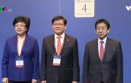 3 nước Đông Bắc Á chia sẻ thông tin y tế