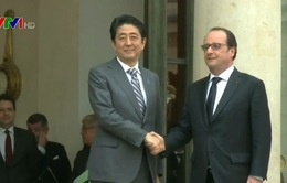 Thủ tướng Nhật Bản thăm Pháp