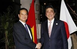 Nhật Bản tăng 2,5 lần viện trợ ODA cho Việt Nam