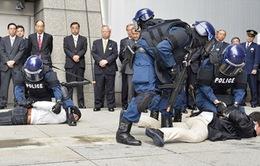 Nhật Bản kiểm tra an ninh nghiêm ngặt trước thềm Hội nghị Thượng đỉnh G7