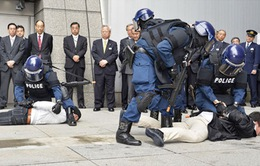 Nhật Bản tăng cường an ninh cho Hội nghị G7
