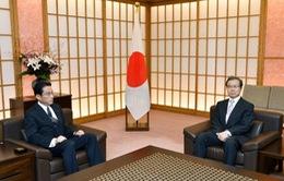 Nhật Bản triệu Đại sứ Trung Quốc cảnh báo quan hệ ngoại giao xấu đi