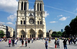 Pháp bắt giữ 2 đối tượng tình nghi tấn công khủng bố nhà thờ Đức Bà