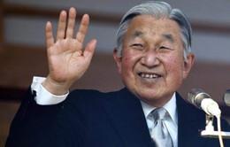 Nhật Bản xem xét nguyện vọng thoái vị của Nhật hoàng