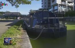 Xu hướng ở trên nhà thuyền tại London