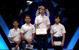 """Đây là khoảnh khắc """"cậu bé Google"""" Nhật Minh san bằng kỷ lục Đường lên đỉnh Olympia"""