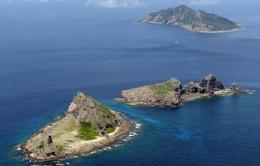 Nhật Bản phản đối tàu cá Trung Quốc vào gần quần đảo tranh chấp