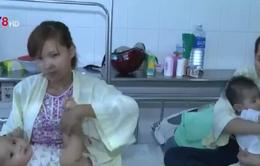 TT-Huế: Gia tăng bệnh nhi nhập viện do nắng nóng