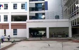 Bệnh viện Nhi đồng mới TP.HCM sẽ hoàn thành vào 30/9